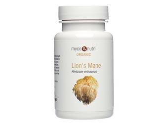 Lions' Mane (Hericium erinaceus) 60 caps
